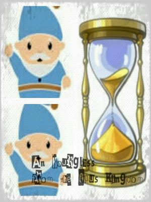 An Hourglass from the Opus Kingdom